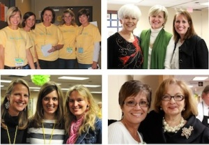 Members of the Johnson Ferry Women's Ministry.