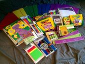 University of Washington's School Supply Drive